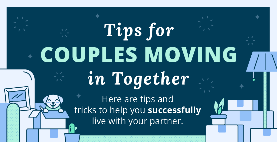 A Couple's Guide to Moving in Together