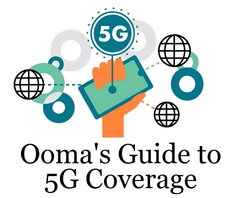Ooma's Guide to 5G Coverage