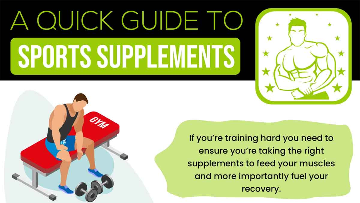 A Quick Guide To Sports Supplements