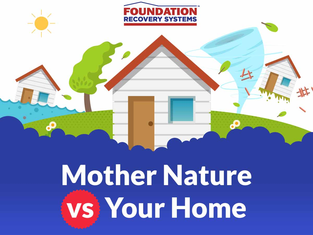 Mother Nature vs. Your Home