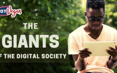 The Giants of Digital Society