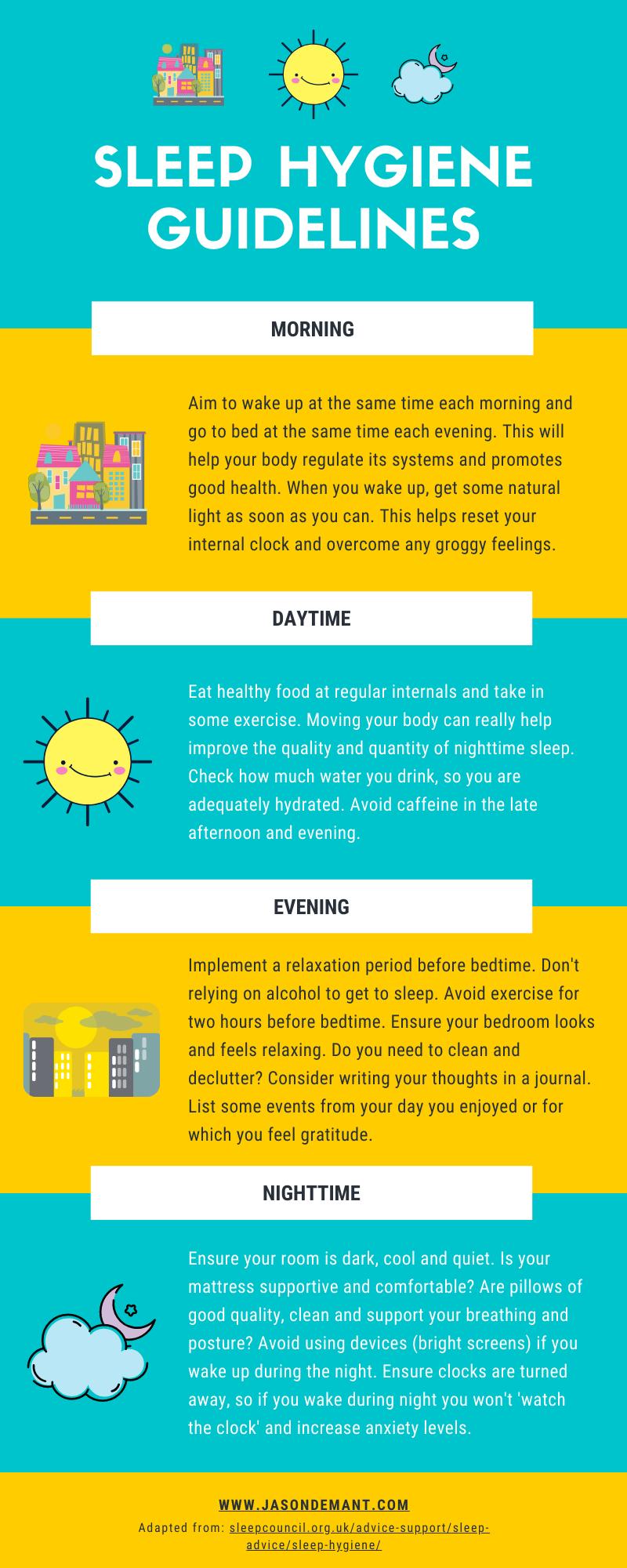 Sleep Hygiene Activities to Help You Sleep Soundly