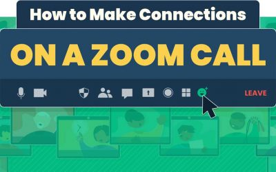 How to Make Connections on a Zoom Call