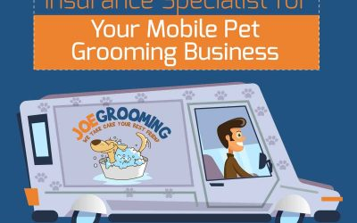 Mobile Dog Grooming Insurance