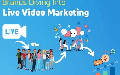 Businesses Diving Into Live Video Marketing