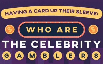 Cards Up Their Sleeves: Top Celebrity Gamblers