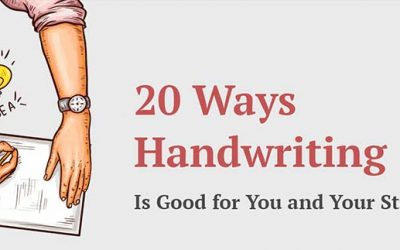 20 Benefits of Handwriting For Your Learning Process