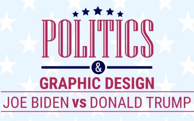 Graphic Designs in Politics: Biden vs. Trump Campaigns