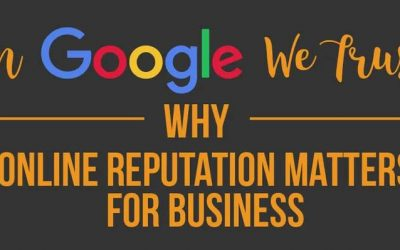 Why Online Reputation Matters for Business