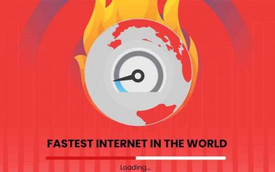Countries With the Fastest Internet Speeds