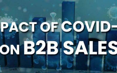 Impact of Covid-19 on B2B Sales