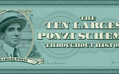 The 10 Largest Ponzi Schemes of All Time