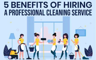 Benefits of Hiring a Professional Cleaning Service
