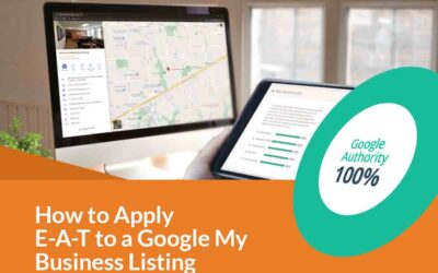 How to Apply EAT to a Google My Business Listing
