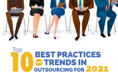 Top 10 Best Practices and Trends in Outsourcing for 2021