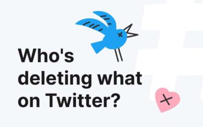 The Curious World of Deleted Tweets