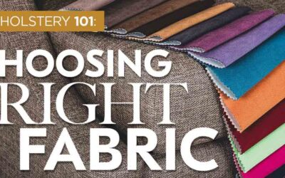 How To Choose The Right Fabric For Your Furniture