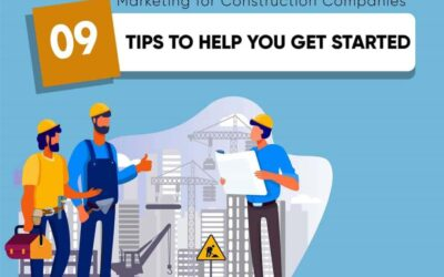 9 Marketing Tips for Construction Companies