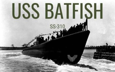 USS Batfish – WW2 Submarine