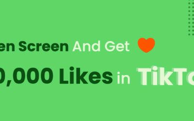 Do Green Screen And Get 1,000,000 Likes in TikTok