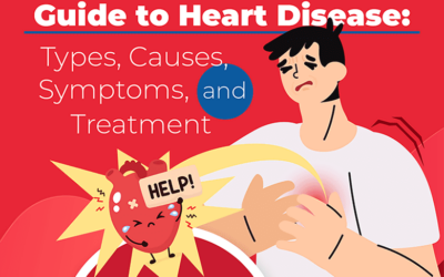 Guide to Heart Disease: Types, Causes, Symptoms, and Treatment
