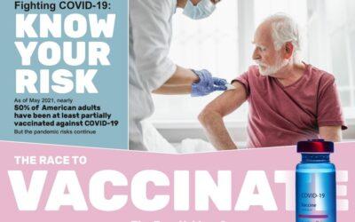 Fighting Severe COVID Risk