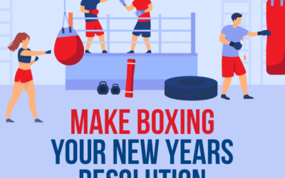 Make Boxing Your New Year's Resolution
