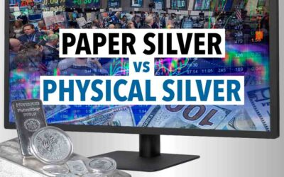 Paper Silver vs Physical Silver