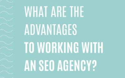 What Are The Advantages to Working With an SEO Agency?