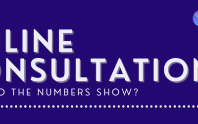 Online Consultations – What Do the Numbers Show?