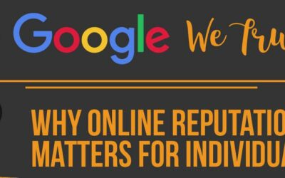 Why Online Reputation Matters for Individuals