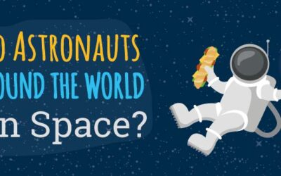 What Do Astronauts From Around The World Eat in Space?