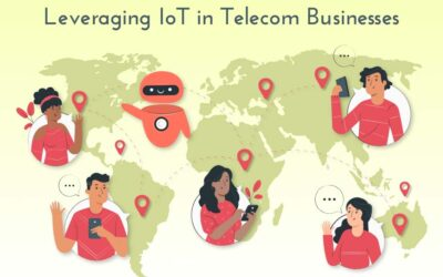 The Future IoT Holds for Telecom